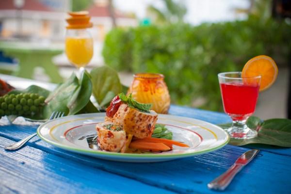 Free photo Food on Table Salt Spices Salad Free