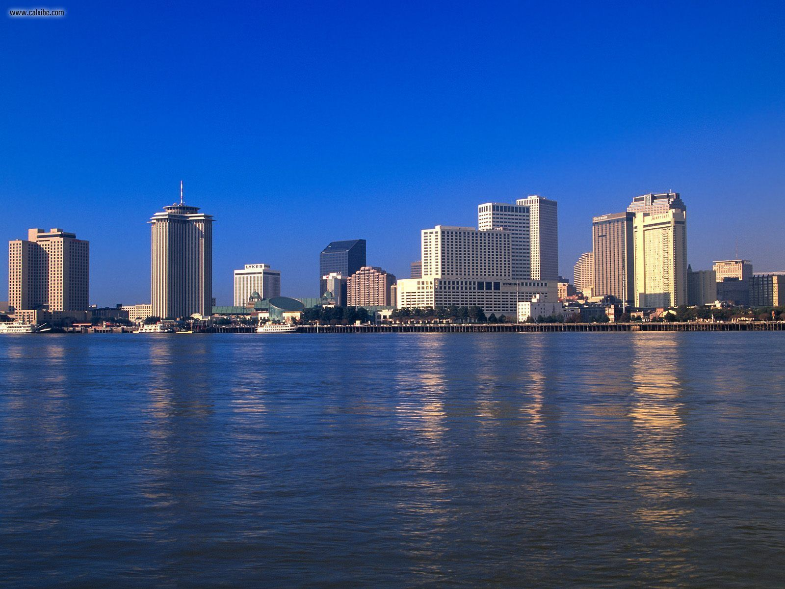 Laptop Wallpapers Fall Free Photo New Orleans Skyline Orleans Neworleans