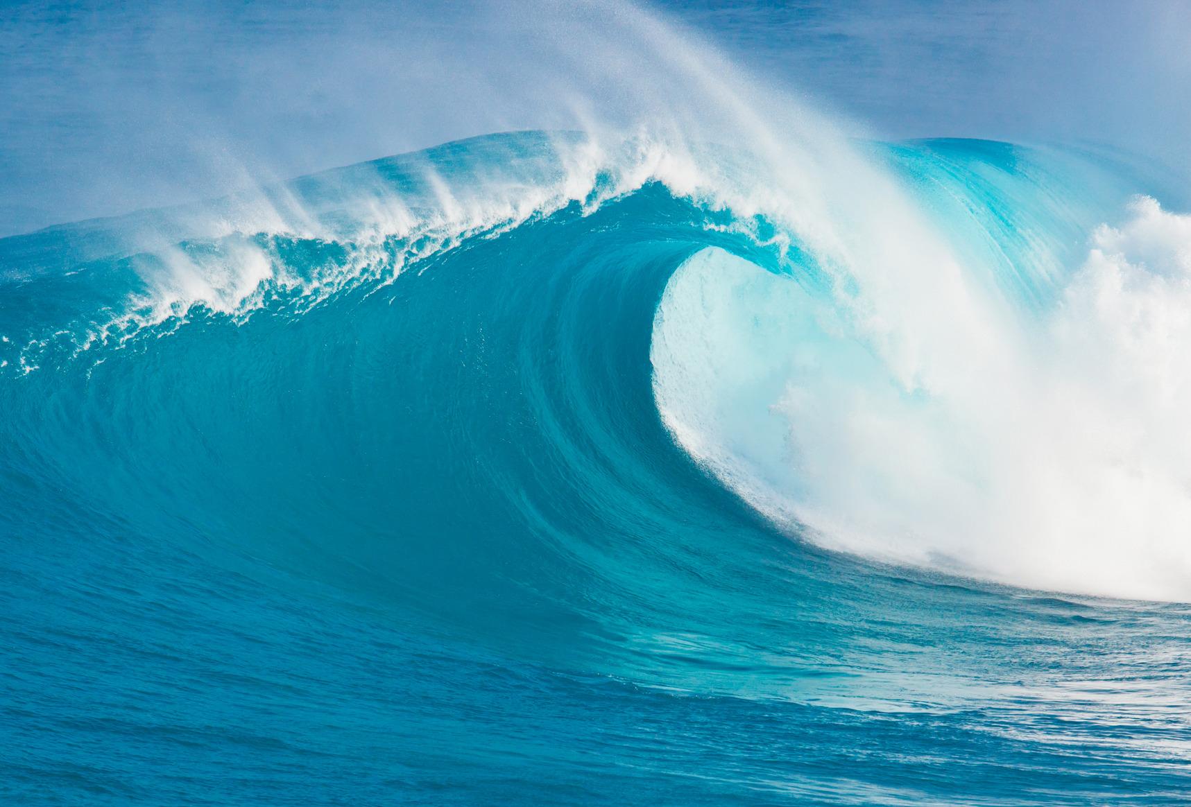 Free Photo Ocean Wave