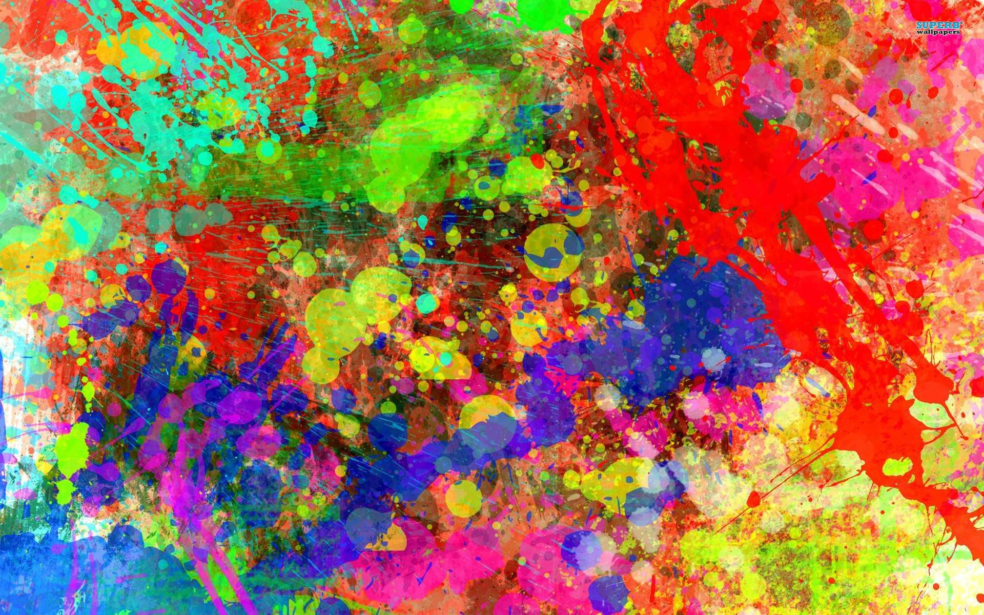 Free photo Paint Splatter Background  Paint Painted