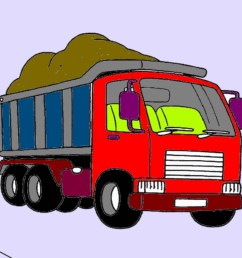 truck clipart truck load industrial graphic hq photo [ 1146 x 1000 Pixel ]