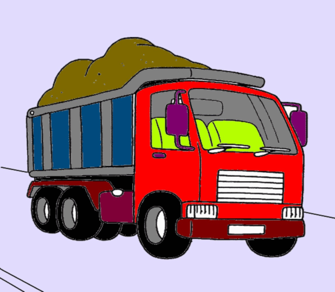 hight resolution of truck clipart truck load industrial graphic hq photo