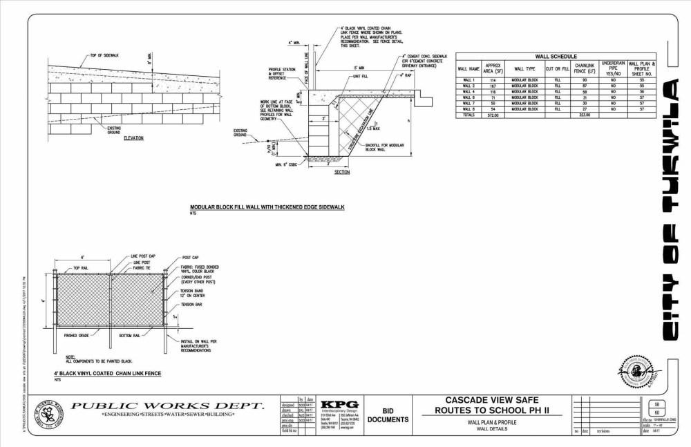 medium resolution of wire mesh fence detail
