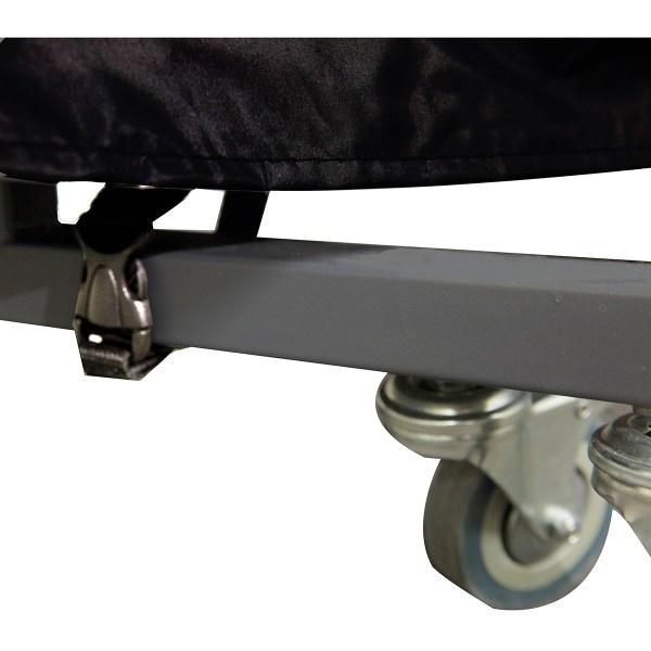 JOOLA Dual Function Indoor/Outdoor Waterproof Table Tennis Table Cover