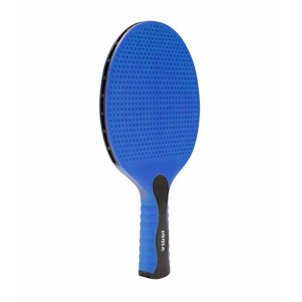 JOOLA Linus Weatherproof Outdoor Table Tennis Racket Set with 2 Rackets