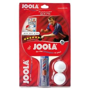 JOOLA ROSSKOPF GX75 Table Tennis Racket (flared)