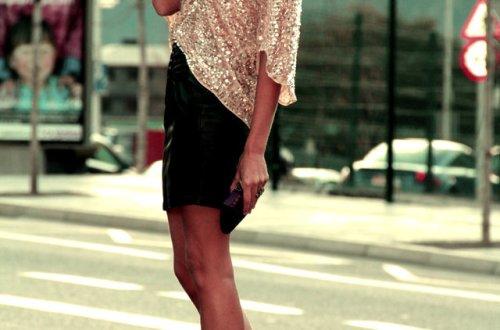 christian louboutin pink orange stradivarius heels wedgeslook main single - Especial: Look para Balada pra se inspirar!