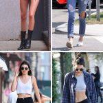 Os Looks e As Combinações Babadeiros da Kendal Jenner