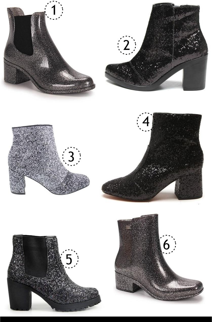 onde comprar bota de glitter 02 - Onde Comprar Bota de Glitter Online e Como Usar