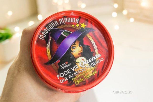 MG 8150 700x467 - Resenha: Máscara Mágica Efeito Rapunzel, Sou <3 Dessas