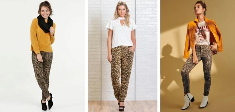 onde comprar calça de onça - Desejo de: Calça de Onça + Onde Comprar por um Precinho Amigo