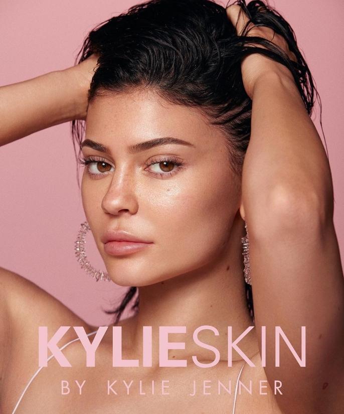 Kylie Skin é a Nova marca de Skincare da Kylie Jenner