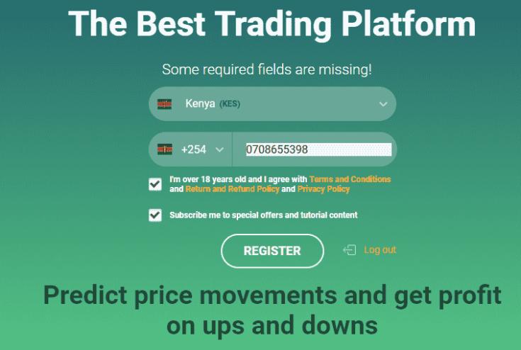Start trading in Iron Trade