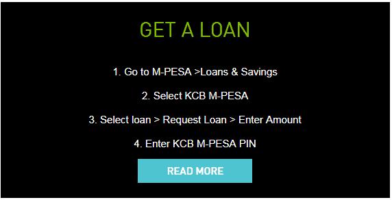 KCB Mpesa App App