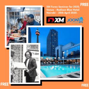 XM Forex 2020 Seminar Nairobi