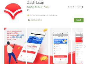 Zash Loans