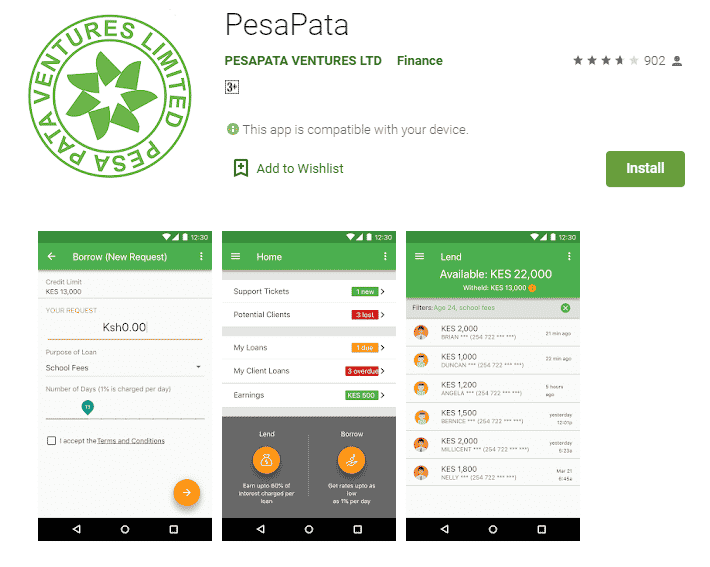 PesaPata Loan