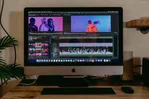 How to make money editing videos in Kenya