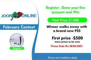 Joon Online Contest
