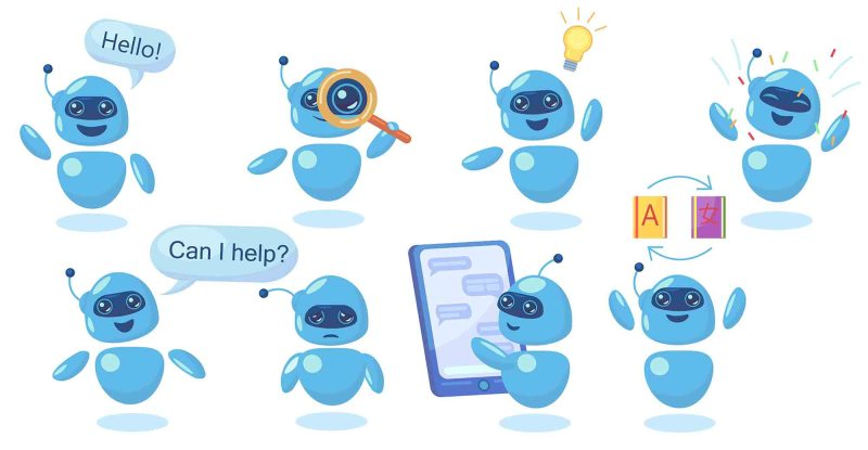 when you compare chatbots vs live chat, chatbots have the ability to work at scale without rest