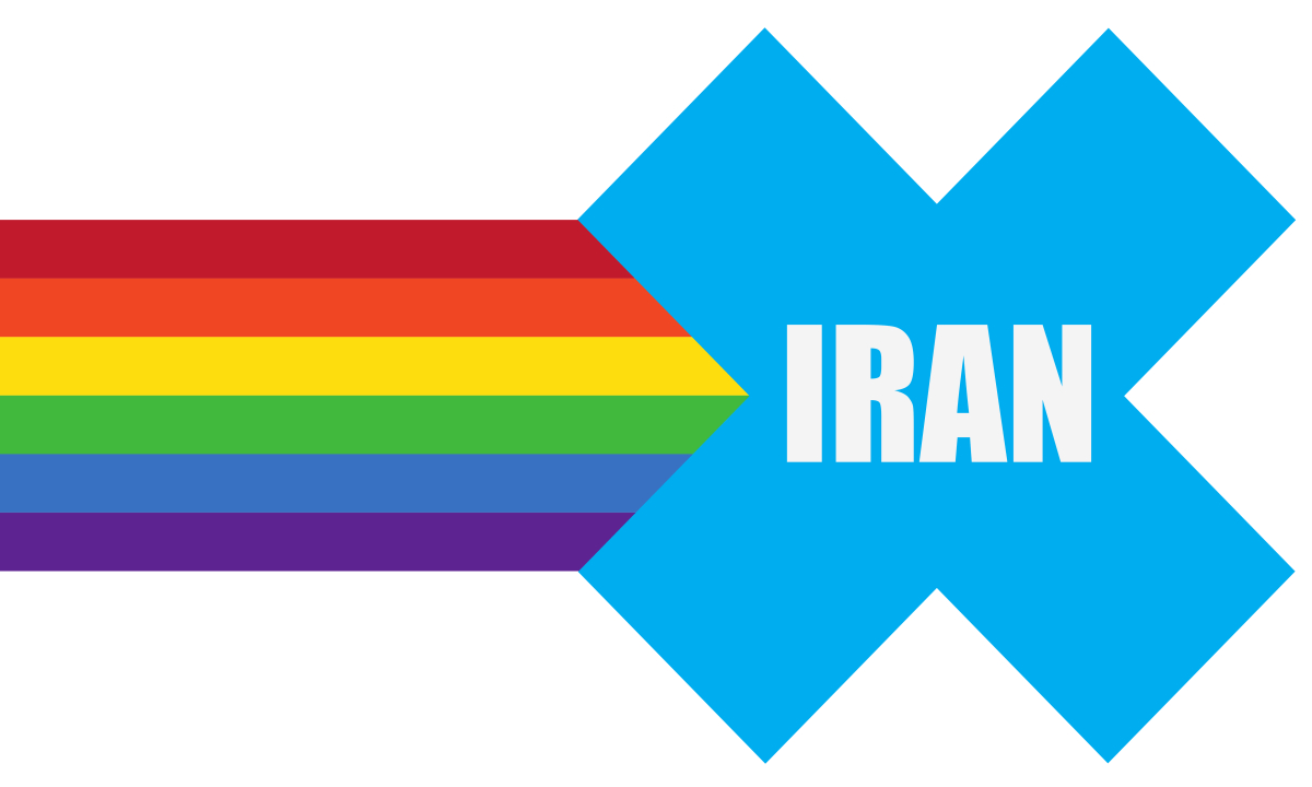 We support LGBTIQ Rights for Iran