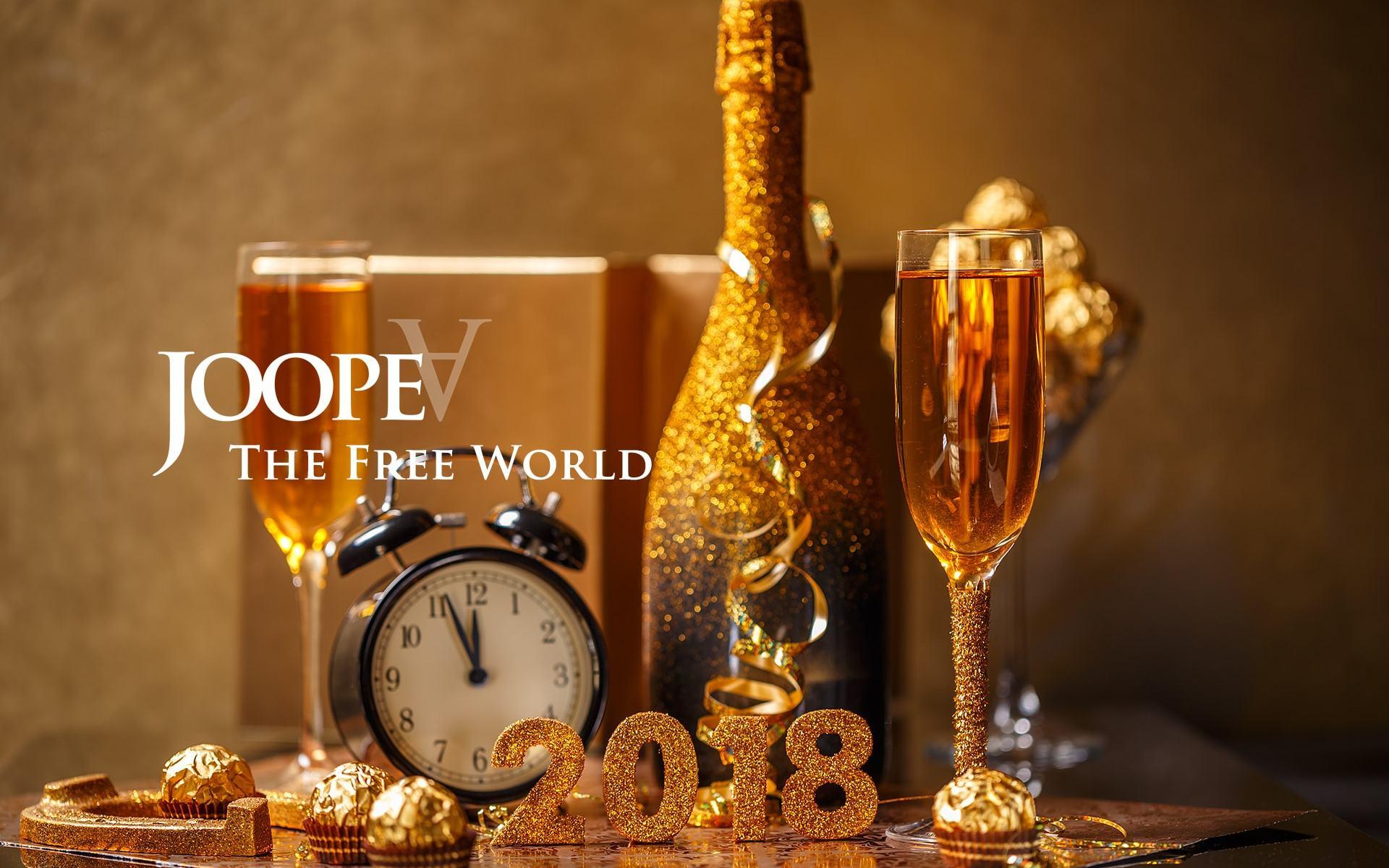Happy holidays 2017-2018 from JoopeA