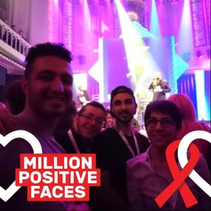 JoopeA in Million Positive Faces Campaign #millionpositivefaces