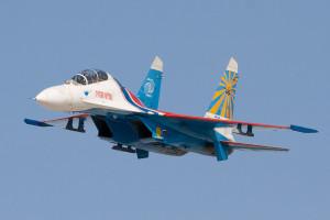 Su-27_low_pass
