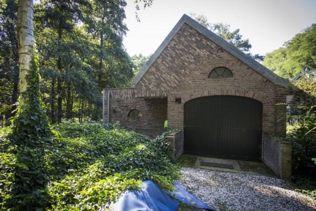 Nieuwe toestand ; Opbouw op bestaande garage