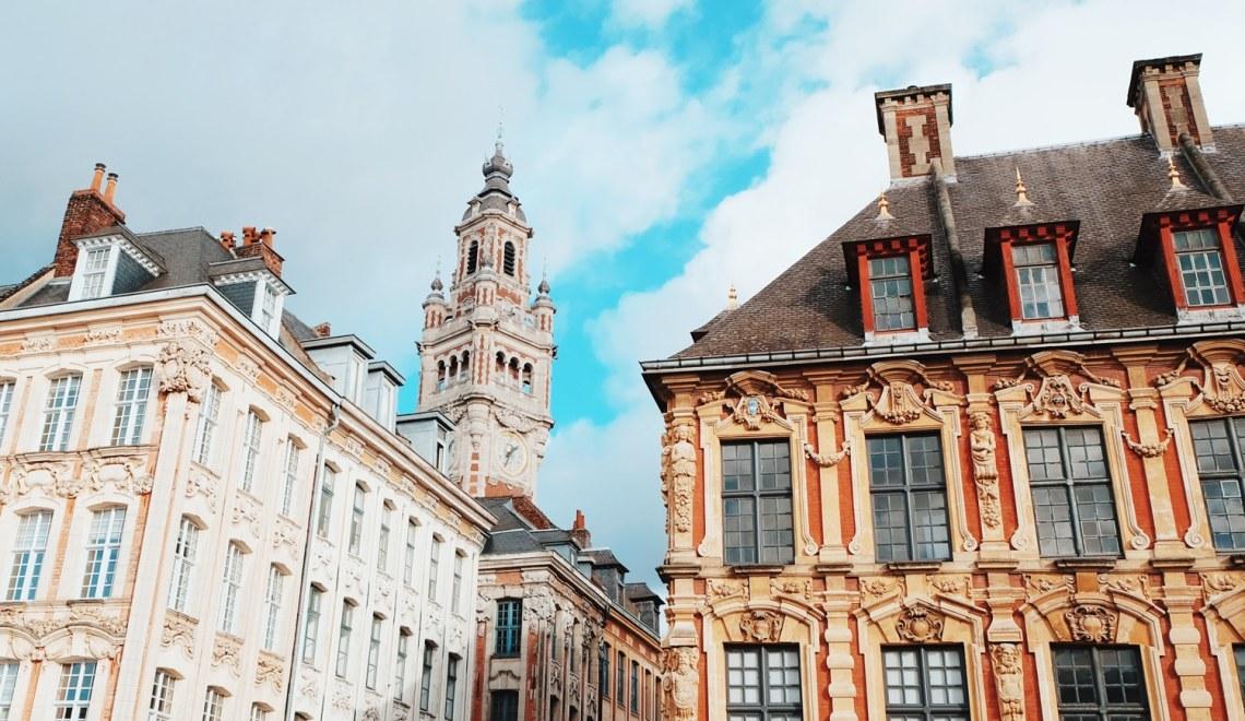 Un week-end pour découvrir Lille