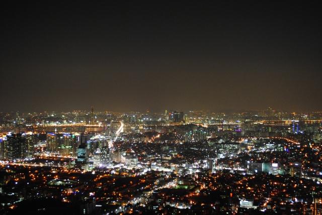 軽井沢の夜景5選│大自然と天然のプラネタリウムを望むおすすめのスポット