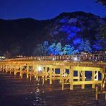 【嵐山の夜景】あなたが訪れるべき珠玉の景色を厳選紹介します!