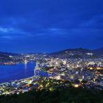 長崎市の夜景は世界にも認められた破壊力抜群の眺望