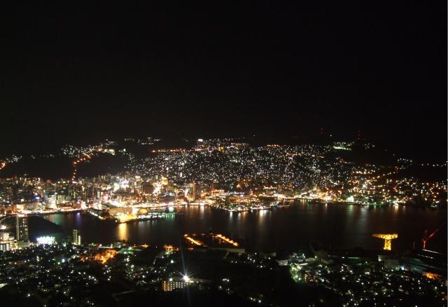 長崎市の夜景 おすすめ