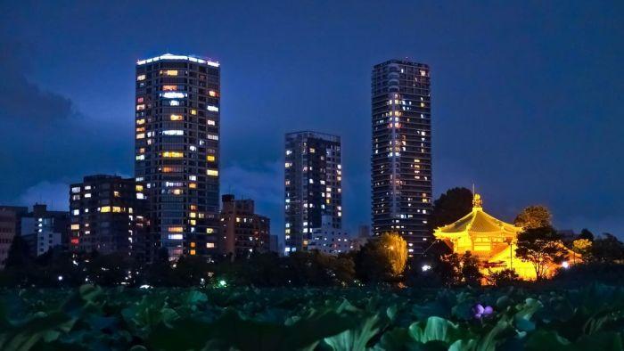 上野の魅惑的な夜景を堪能できるレストラン&バー5選