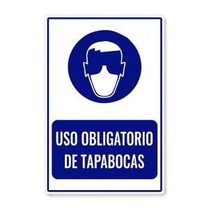 Comprar Señalizacion Uso Obligatorio de tapabocas bogota