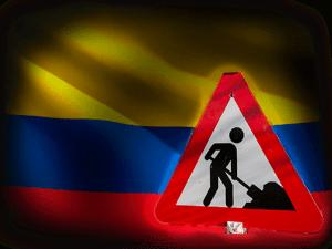 Señalización en Colombia