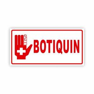 Placa botiquín, señalizacion botiquin