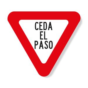 Ceda El Paso vial