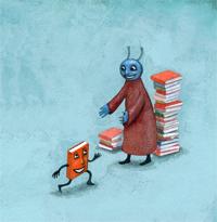 Illustration credit Andrice Arp, courtesy of BookMooch.com