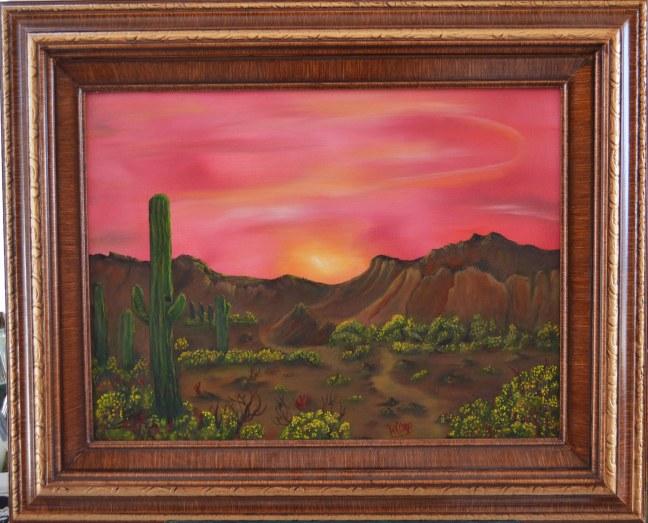 Desert Sunrise (1)