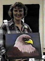 Eagle-Lil Mahaney