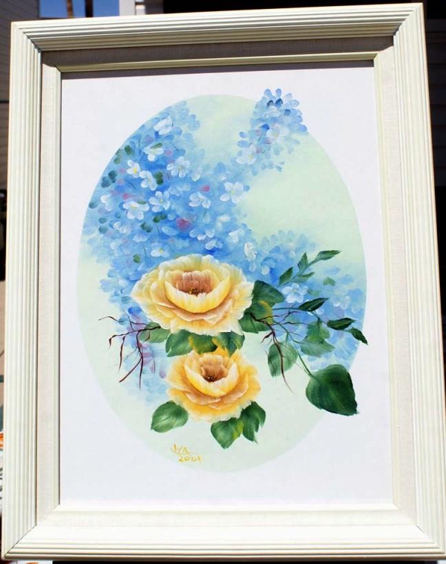 Rose & Lilacs - 05