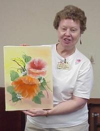 Val Vista Peach Poppies 012