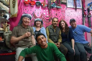 Omran Brkawi - Jordan Tour