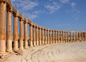 Jerash - 2 Days Tour Jordan