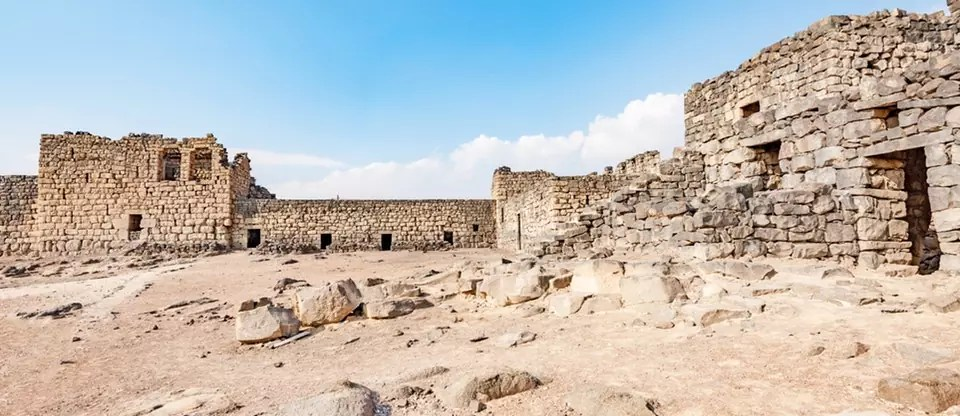 Azraq castle1