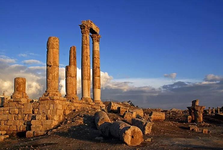 Amman Citadel - Jordan Tours