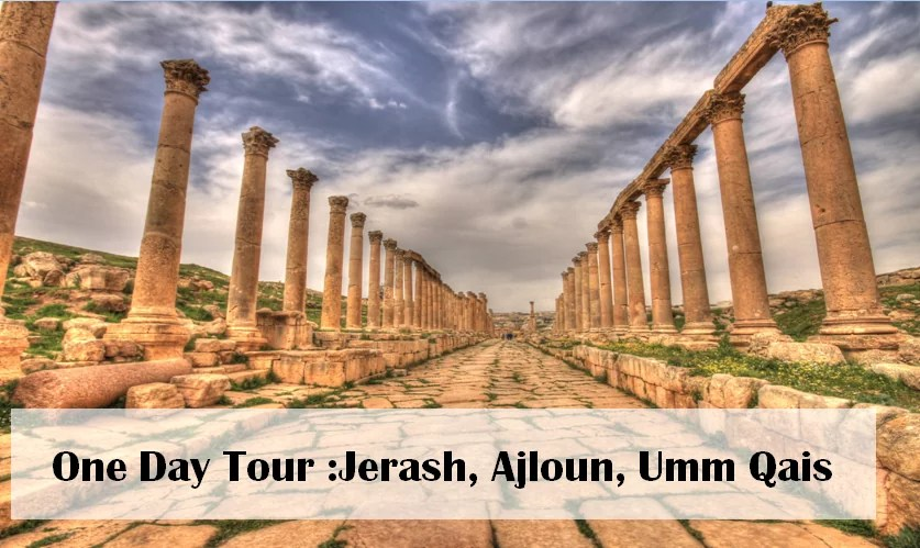 Jordan One Day Tour Offer4