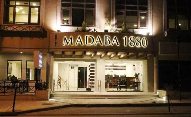 Madaba 1880 Hotel.